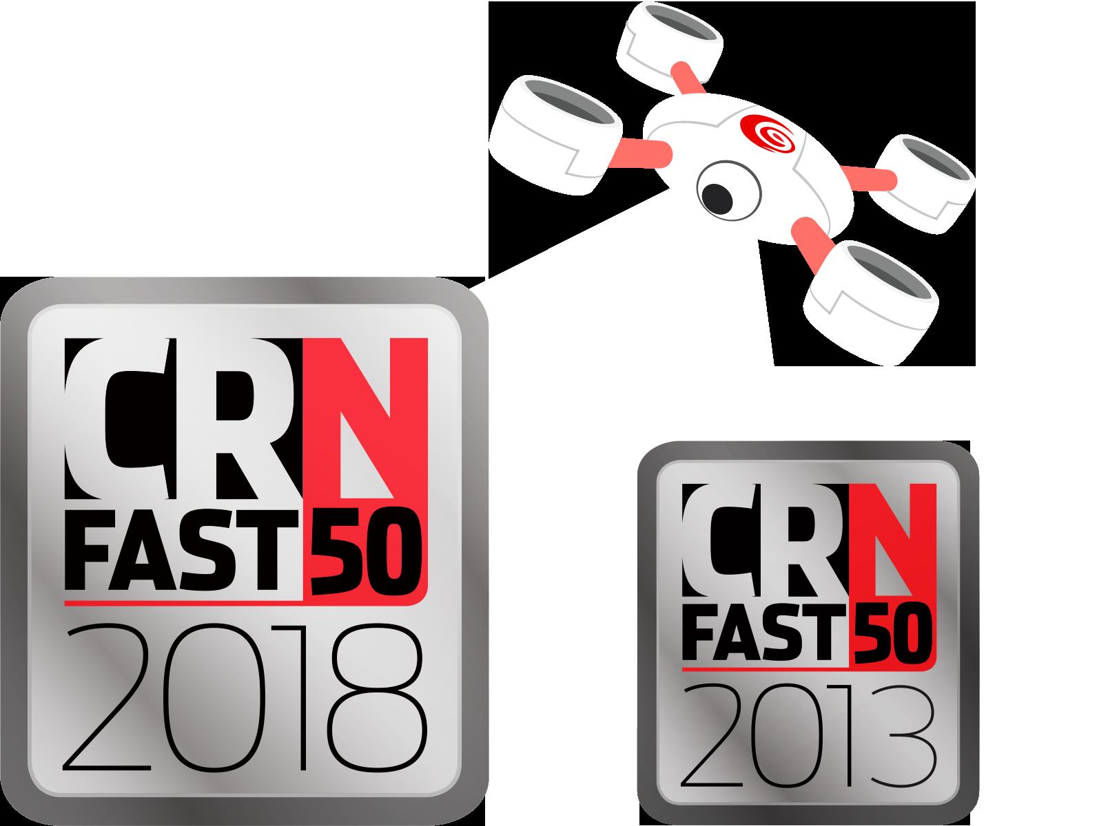 CRN Fast50 Award
